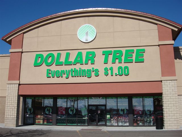 The almighty dollar tree life in the 39 burbs for Dollar store items online